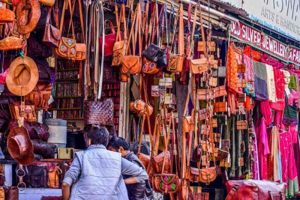 Productos artesanales típicos de la India