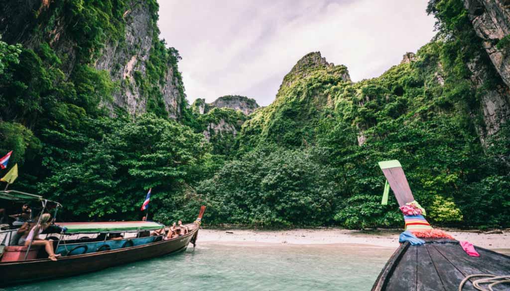 viaje novios tailandia