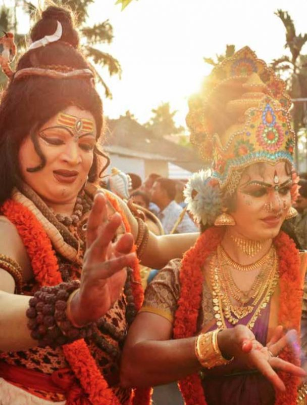 festivales en india