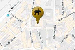 dirección de viajes nakara en Madrid