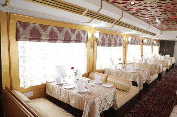 tren de lujo india