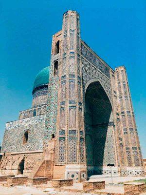 Viajar a Uzbekistán con Viajes Nakara