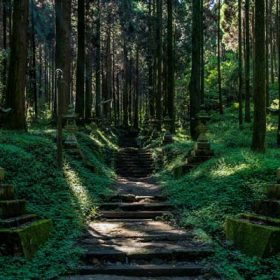 VIAJE A JAPON: Kumano, Naturaleza y Espíritu
