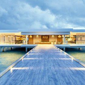 VIAJE A MALDIVAS: Estancia en Hotel Riu