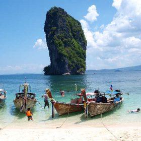 VIAJE A TAILANDIA: Bangkok al completo y playa