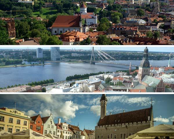 VIAJE A PAISES BALTICOS: Joyas del Báltico