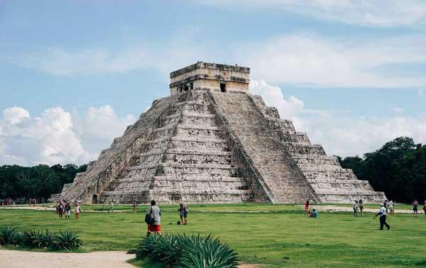 VIAJE A MEXICO: De Mexico a Cancun por tierra.