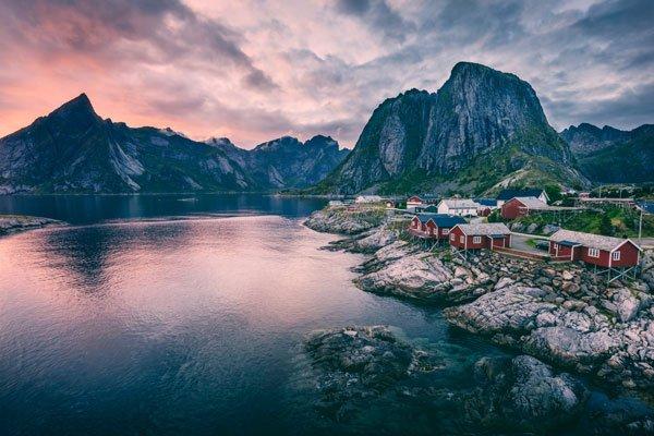 VIAJE A PAISES NORDICOS: Noruega Fascinante