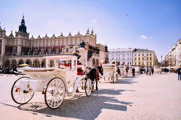 VIAJE A POLONIA: Polonia al Completo