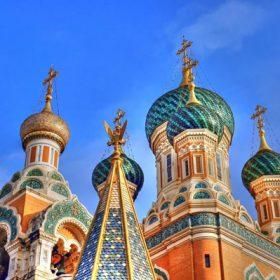 VIAJE A RUSIA: Capitales Rusas, Moscu y San Petesburgo