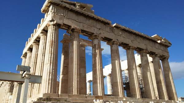 VIAJE A GRECIA: Atenas, Peloponeso y Delfos
