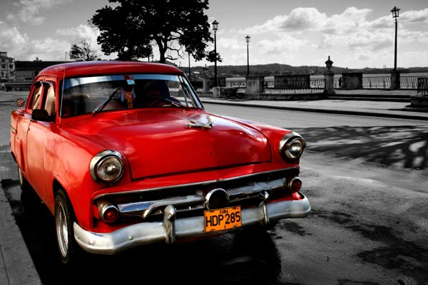 VIAJE A CUBA: Circuito en coche de alquiler
