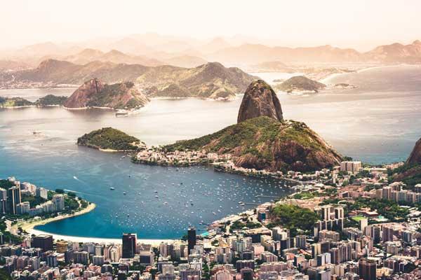 VIAJE A BRASIL: Maravillas naturales de Brasil