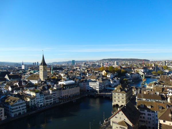 VIAJE A SUIZA: Suiza Espectacular