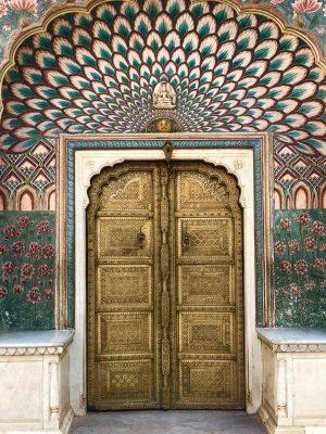 Rajasthan expres y Benares