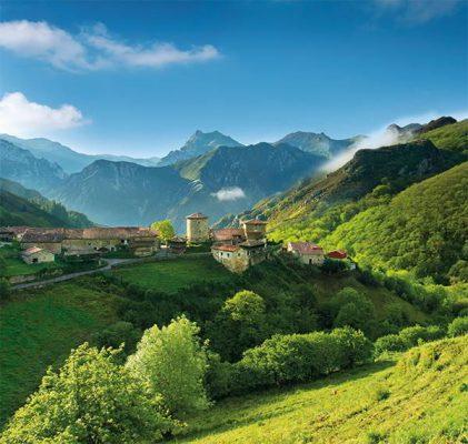 Viaja por España asturias: paraíso natural