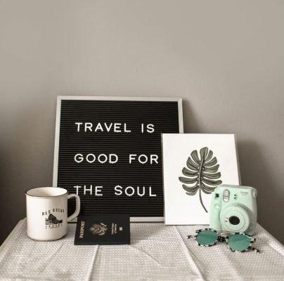 Organiza tu próximo viaje después de la cuarentena