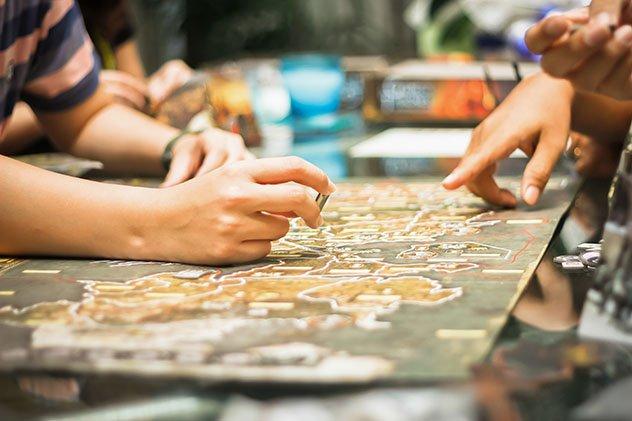 juegos de mesa para viajar desde casa