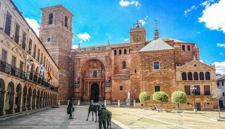MINICIRCUITO CASTILLA LA MANCHA: En un lugar de la Mancha