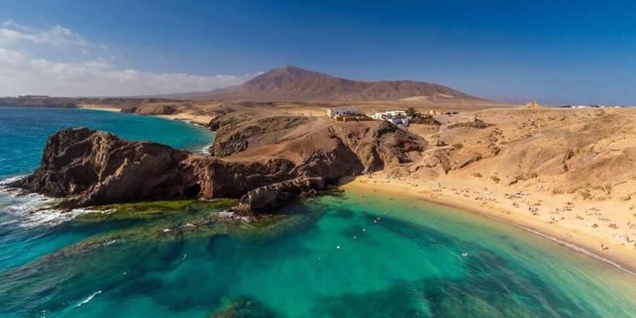 VIAJE A ISLAS CANARIAS: Descubre Lanzarote