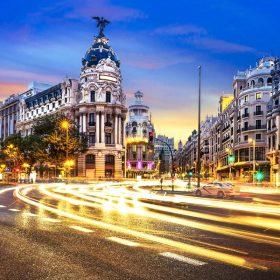 MINICIRCUITO MADRID: Madrid y alrededores