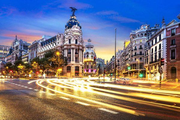 Viajar por España Madrid y alrededores