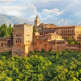 MINICIRCUITO ANDALUCÍA: Capitales andaluzas
