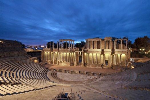 Viajar por España Extremadura