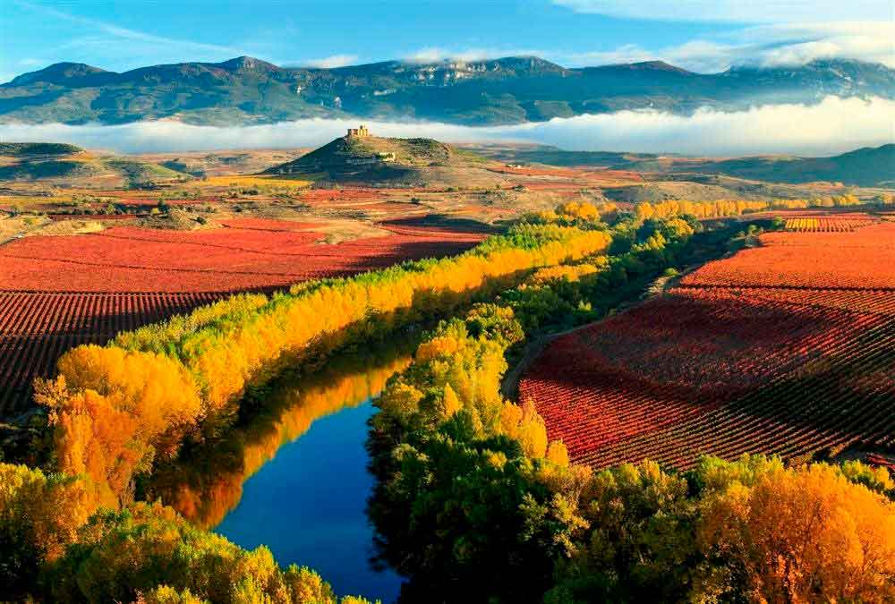 Viajar por España rioja y navarra