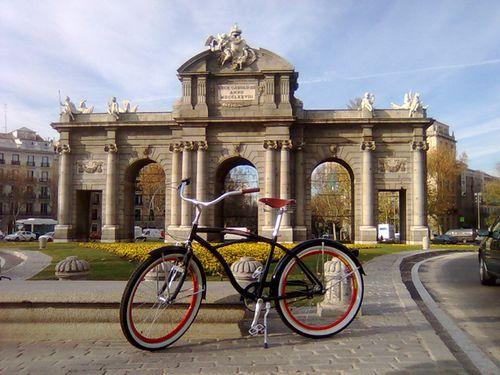 ESCAPADA A MADRID: Tour en bici