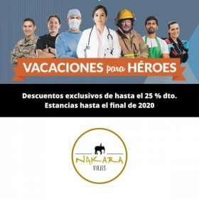 Vacaciones para Héroes