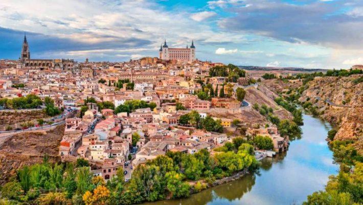 Viajar por España Toledo