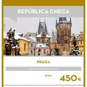 VIAJE A REPÚBLICA CHECA: Praga Puente de Diciembre