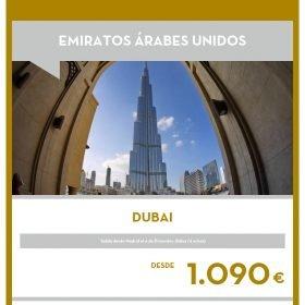 VIAJE A EMIRATOS ÁRABES UNIDOS: Dubai Puente de Diciembre