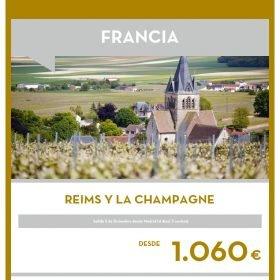 VIAJE A FRANCIA: Reims y la Champage en el Puente de Diciembre