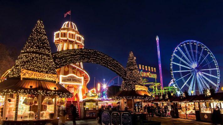 glasgow mercado navideño