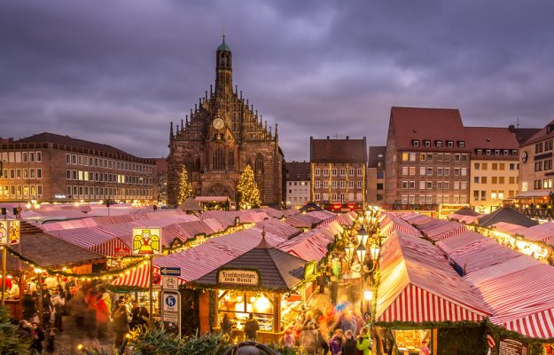 nuremberg mercadillo navideño alemania