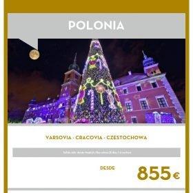 VIAJE A POLONIA: Polonia puente de Diciembre