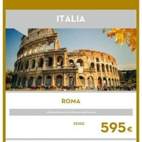 VIAJE A ITALIA: Roma Puente de Diciembre