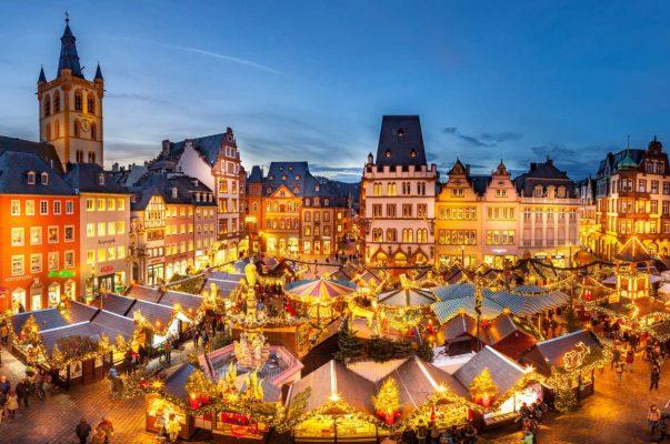 trier mercadillo navideño alemania